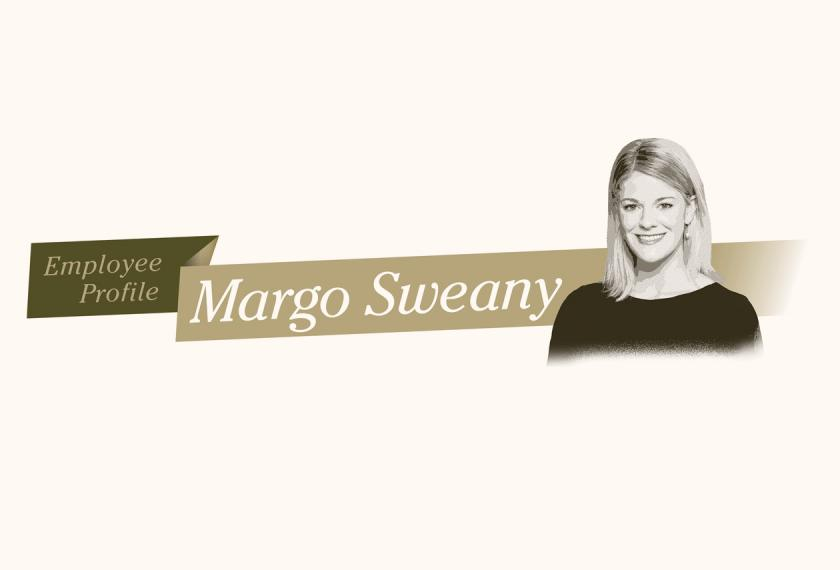 Employee Profile: Margo Sweany