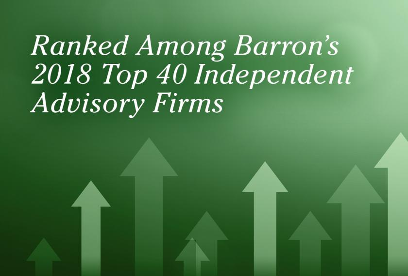 RMB Capital Ranked Among Barron's Top 40 Independent Advisory Firms