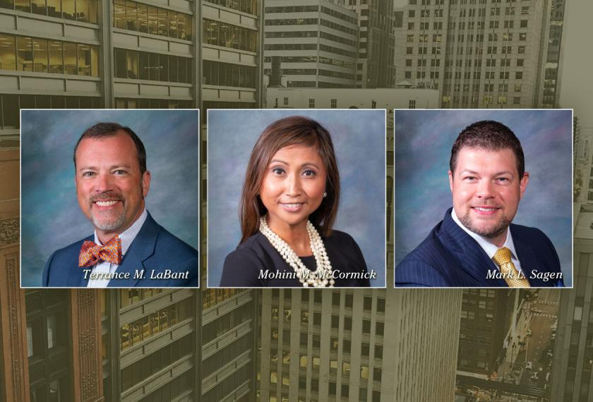 Experienced Chicago Wealth Management Team Joins RMB Capital