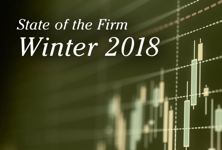 State of the Firm Winter 2018 Image