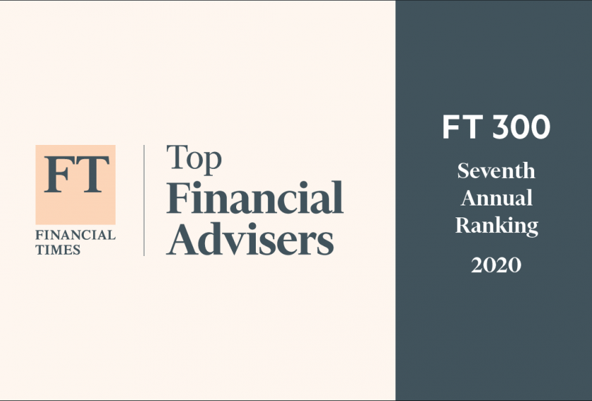 RMB Capital Recognized in 2020 Financial Times 300 Top Registered Investment Advisers
