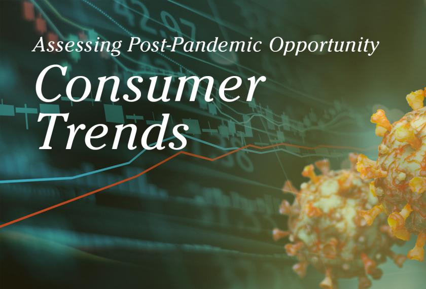 Consumer sector trends most impacted by the pandemic