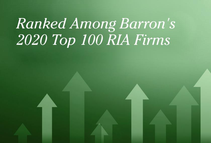 RMB Capital Ranked Among Barron's Top 100 RIA Firms