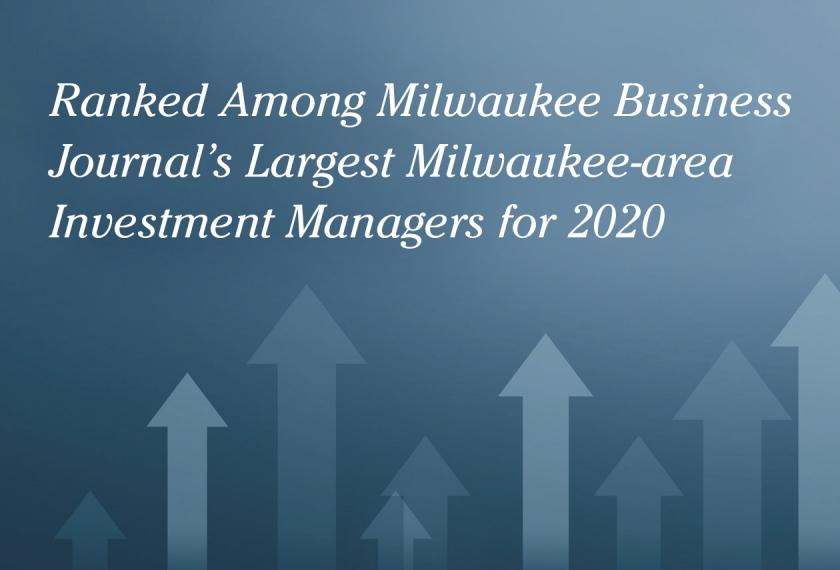 RMB Capital Among Largest Milwaukee-area Investment Managers
